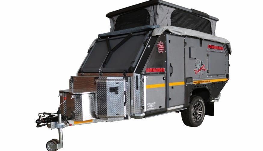 Conqueror Off-Road Caravans